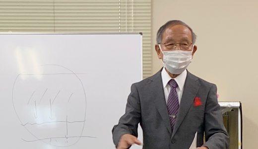 【社内研修11月】静岡福祉大学名誉教授の山城厚生先生にご講義いただきました